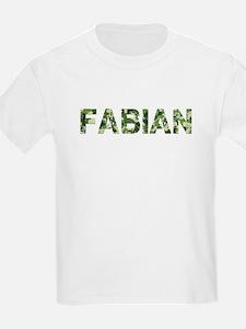 Fabian, Vintage Camo, T-Shirt