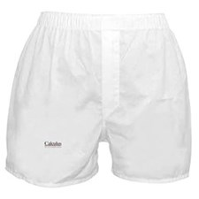 Calculus Boxer Shorts