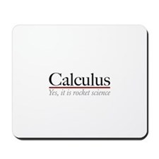 Calculus Mousepad