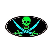 Pirate flag e5 Patches