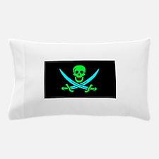 Pirate flag e5 Pillow Case