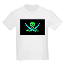 Pirate flag e5 T-Shirt