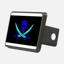 Pirate flag e4 Hitch Cover