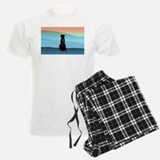 Blue Mt Ridgeback Pajamas