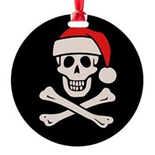 Cap'n Claus Ornament