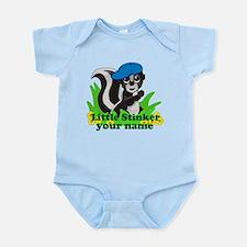 Personalized Little Stinker (Boy) Infant Bodysuit