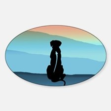 Blue Mt Ridgeback Decal