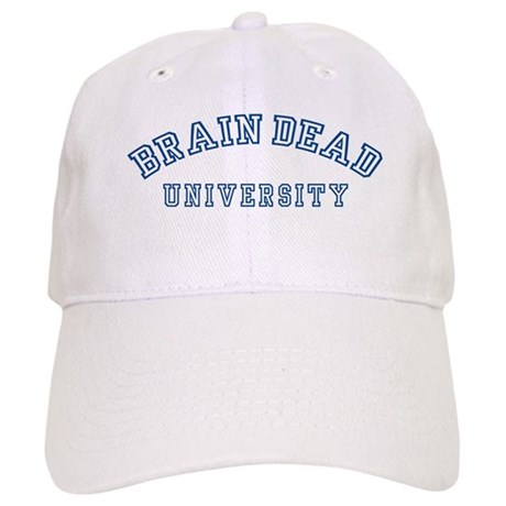 Brain Dead University Cap