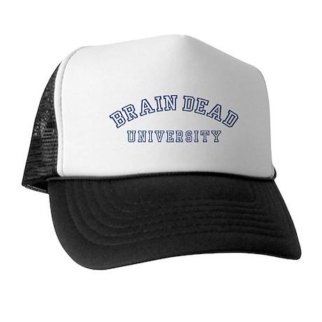 Brain Dead University Trucker Hat