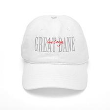 Great Dane Live Large Baseball Cap