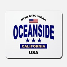 Oceanside Mousepad