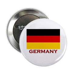 Germany Flag Gear Button