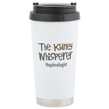 Unique Dialysis Travel Mug