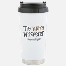 Cute Dialysis Travel Mug