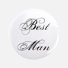 """Best Man 3.5"""" Button"""