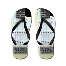 Electric Guitar Flip Flops