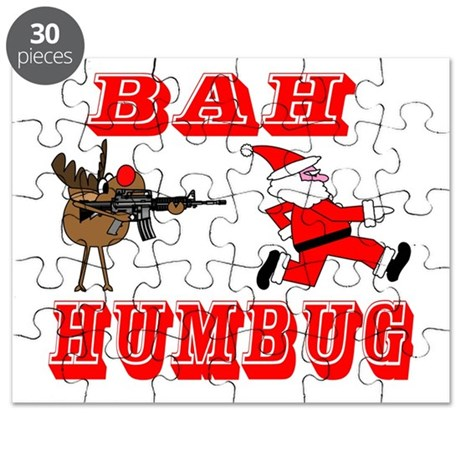 Bah Humbug Puzzle