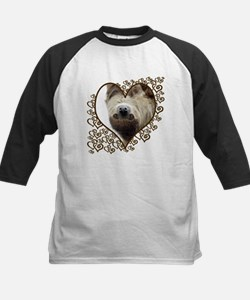Sloth Swirling Hearts Tee