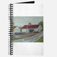 Earls Garage Journal