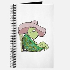 Mexican Turtle in Sombrero Journal