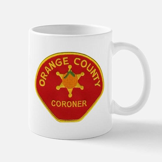 Orange County Coroner Mug