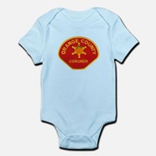 Orange County Coroner Infant Bodysuit