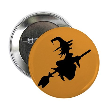 Flying Witch Button