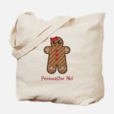 Gingerbread Girl #3 Tote Bag
