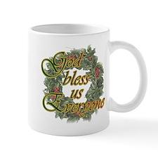 God Bless Us Everyone Mug