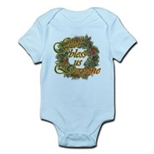 God Bless Us Everyone Infant Bodysuit