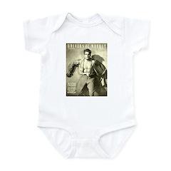 Flash Gordon Infant Bodysuit