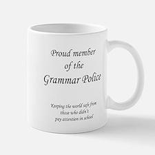 grammarpolice1 Mugs