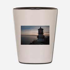 Point Reyes Lighthouse Shot Glass