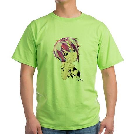 Bang Bang Green T-Shirt