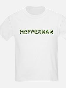 Heffernan, Vintage Camo, T-Shirt