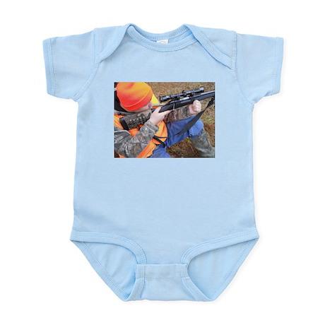 Hunter Aiming Infant Bodysuit