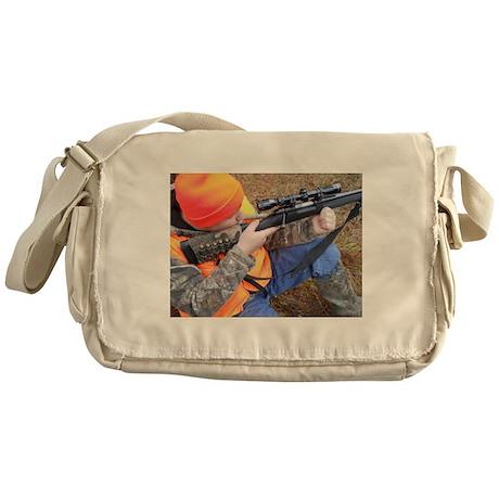 Hunter Aiming Messenger Bag