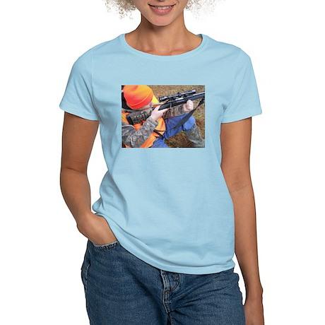 Hunter Aiming Women's Light T-Shirt