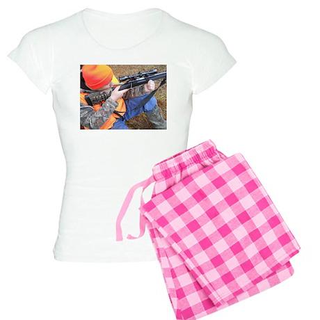 Hunter Aiming Women's Light Pajamas