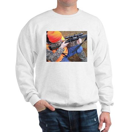 Hunter Aiming Sweatshirt