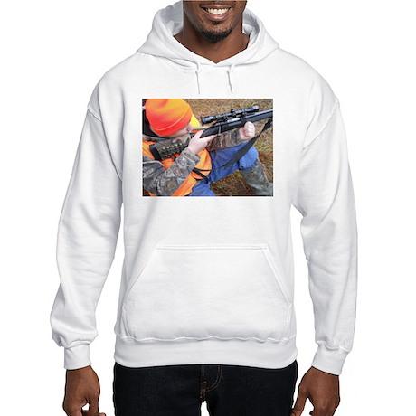 Hunter Aiming Hooded Sweatshirt