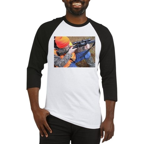 Hunter Aiming Baseball Jersey