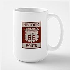 Duarte Route 66 Large Mug