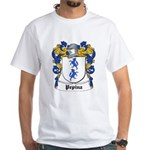 Pepina Coat of Arms White T-Shirt