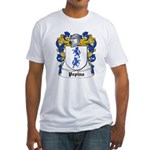 Pepina Coat of Arms Fitted T-Shirt