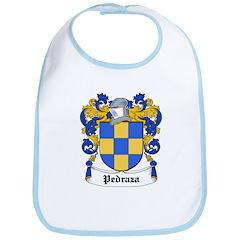 Pedraza Coat of Arms Bib