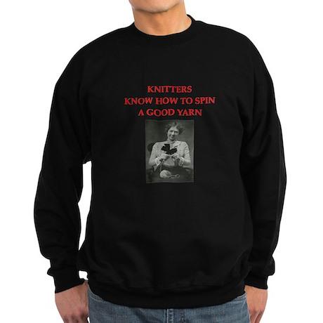 knitters Sweatshirt (dark)