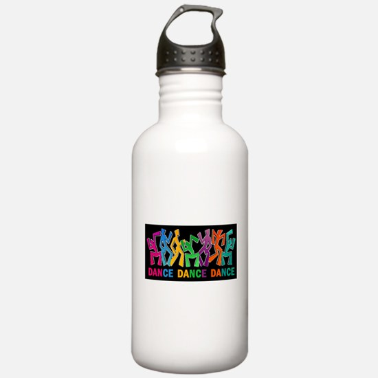Dance Dance Dance Water Bottle