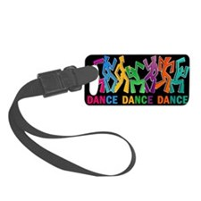 Dance Dance Dance Luggage Tag