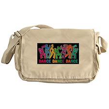 Dance Dance Dance Messenger Bag